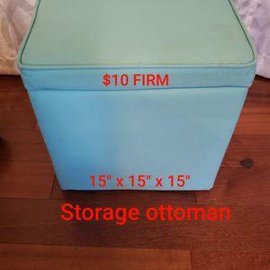 Ottoman W Storage for Sale in Centereach, NY