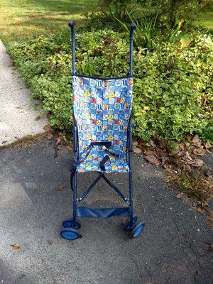 Sesame Street folding stroller. Great condition for Sale in Ashburn, VA