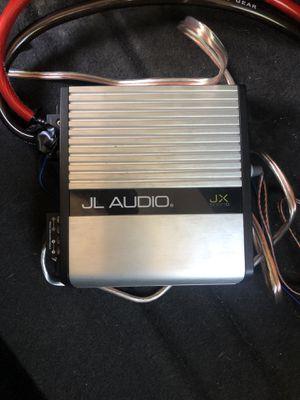 JL Audio JX 500/1 Mono Block Amp for Sale in Ontario, CA