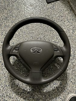 Infiniti steering wheel parts for Sale in Fontana,  CA