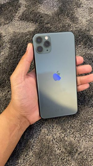 Iphone 11 pro max, 512GB Black for Sale in Washington, DC