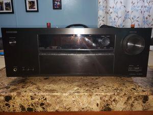 Onkyo Reciever TX-SR373 for Sale in Bronx, NY