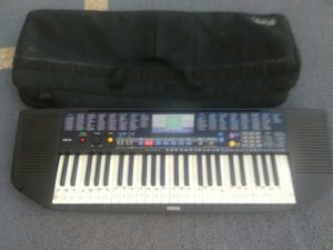 Music keyboard with case for Sale in Lincolnwood, IL