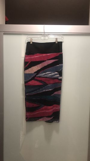 Multi Color Pencil Skirt SZ S for Sale in Chicago, IL