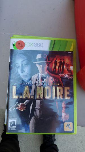 XBOX GAMES-360/1 for Sale in San Bernardino, CA