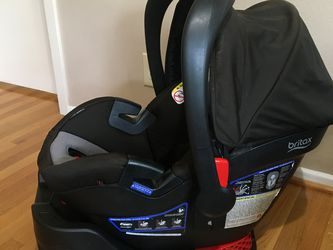 Britax BSafe Ultra Infant Car Seat for Sale in Long Beach,  CA