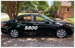 $8OO🔥 Very nice 🔥 2OO9 Honda accord sedan Run and drive very smooth!!! for Sale in Arlington, VA
