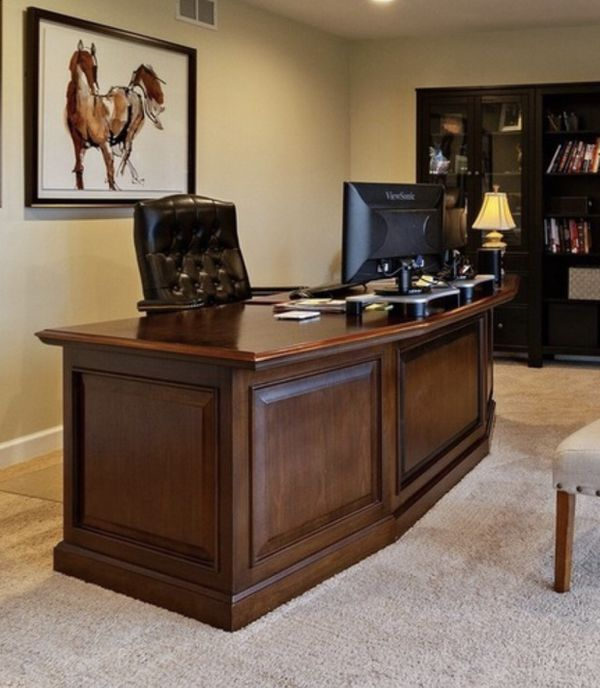 Desk, Chair and Credenza set for sale (Moving sale)