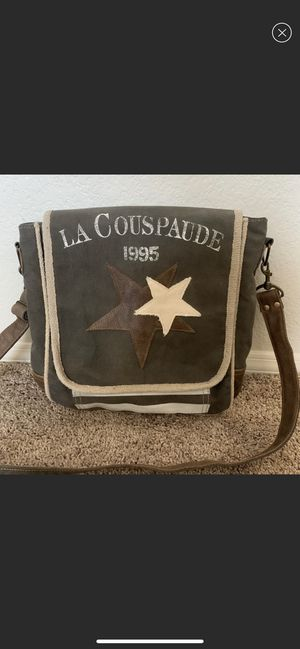 Military Canvas messenger bag for Sale in Phoenix, AZ