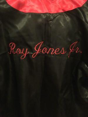 Official Roy Jones Jr corner jacket for Sale in Tallahassee, FL