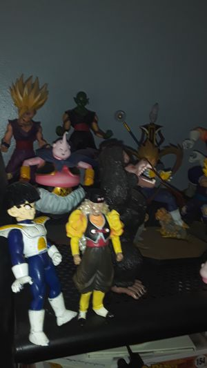 Dragon ball Z display figures for Sale in Los Angeles, CA