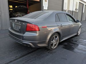 Parting out 2005 Acura TL grey. Parts for 2004-2008 for Sale in Citrus Heights, CA