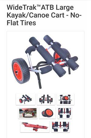 Malone WideTrak Canoe Kayak Cart w/ Bunks for Sale in Banning, CA