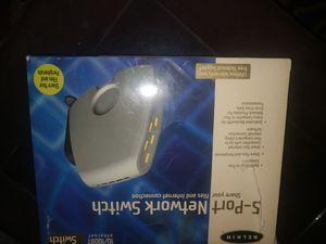 Belkin wifi router for Sale in Salt Lake City, UT