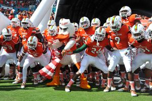 Miami hurricanes football tickets 20$ and up for Sale in Miami, FL