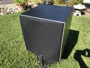 "$299 Polk Audio 12"" Subwoofer for Sale in Santa Clara, CA"