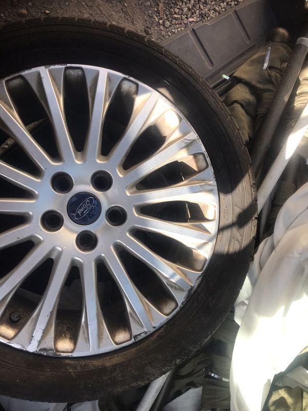 Ford Focus Rines