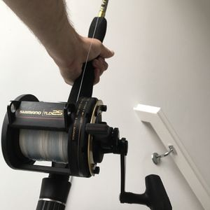 Shimano TLD25 Combo for Sale in San Diego, CA