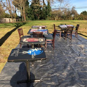 Tables And Chairs for Sale in Gresham, OR