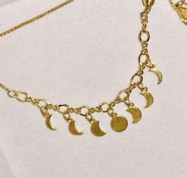 Moon Phase Pull Chain Bracelet for Sale in Los Angeles,  CA