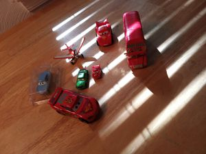 Lightning McQueen vehicles 7 pieces for Sale in Portsmouth, VA