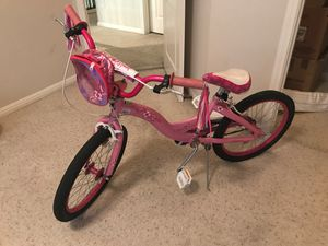 Schwin kids bike girls pink for Sale in Round Rock, TX