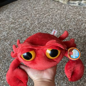 """Aurora World - Dreamy Eyes - 10"""" Carefree Crab for Sale in Westminster, MD"""