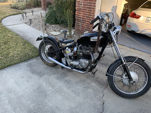 1966 Triumph T-120 motorcycle for Sale in Willis, TX