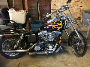 Harley Dyna lowrider for Sale in Hartford, SD