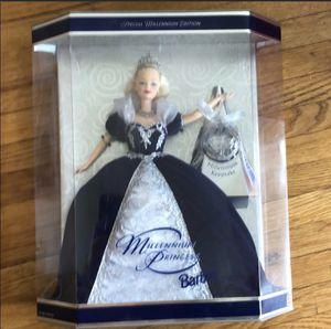 Millennium Barbie Perfect condition for Sale in Nashville, TN