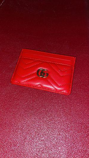 Gucci card holder for Sale in Washington, DC