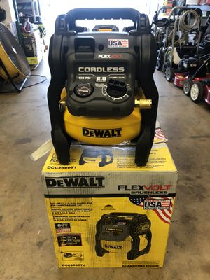 New Dewalt flex volt compressor for Sale in Pasadena, TX