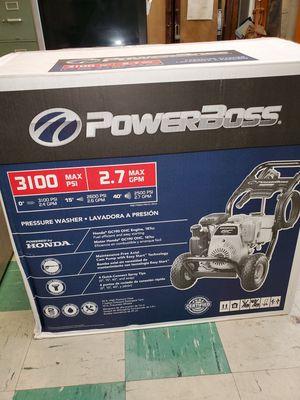 NEW HONDA POWER BOSS POWER WASHER for Sale in Nottingham, MD