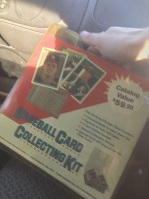 Old, Unopened Baseball Cards. $ 90 obo. for Sale in Ada, OK