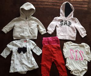 Baby girl clothes size 6-12 months for Sale in Grapevine, TX