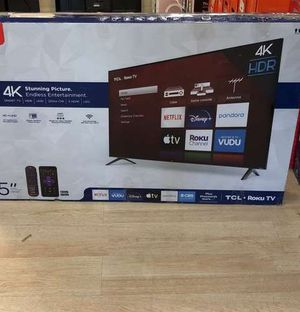 """Tcl Tv 55"""" Starting $255 TV337 for Sale in Riverside, CA"""