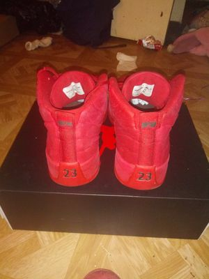 Jordan Red 12s for Sale in West Lafayette, IN