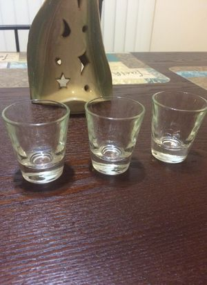 Antique glass mini cups for Sale in Cleveland, OH