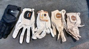 Golf gloves used for Sale in Perris, CA
