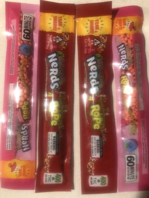 Nerds strawberry edibles rope for Sale in Staten Island, NY