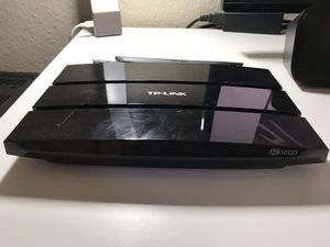 TP Link AC1200 Router for Sale in San Diego, CA