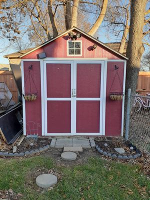 8-ftx8-ft Wood Storage Shed for Sale in Troy, IL