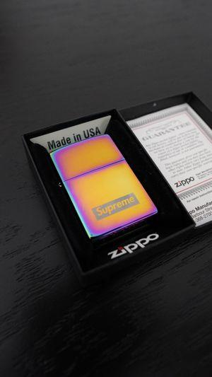 Supreme Zippo Spectrum for Sale in Chula Vista, CA