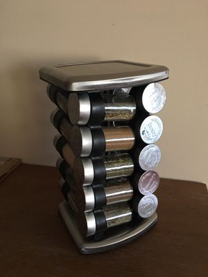 Olde Thompson Spice Rack for Sale in Jacksonville, FL
