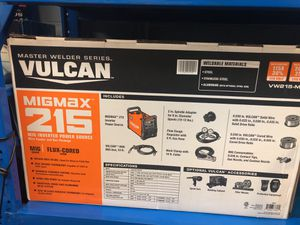 Migmax welder series for Sale in Pittsburgh, PA