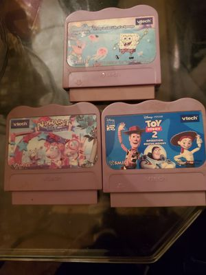 Vtech Cartridges for Sale in Union City, CA