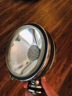 Giant Vintage motorcycle motorbike headlight lamp light lantern bike bicycle motorized 49cc 50cc 66cc 79cc 80cc 212cc safety bright for Sale in San Diego, CA