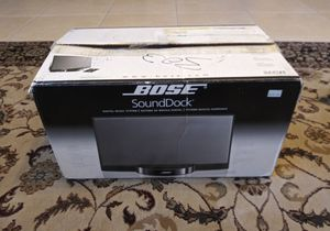 BOSE SoundDock with remote for Sale in Port St. Lucie, FL