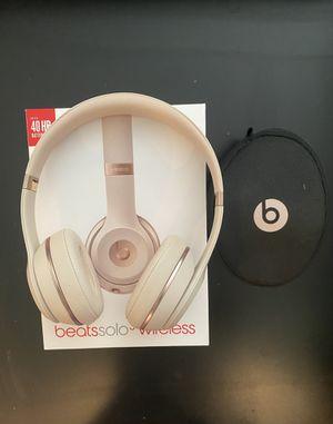 Beats Solo 3 Wireless for Sale in Portland, OR