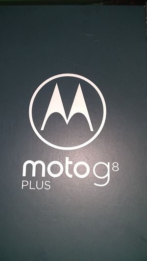 BNIB moto g8 plus for Sale in Tacoma, WA